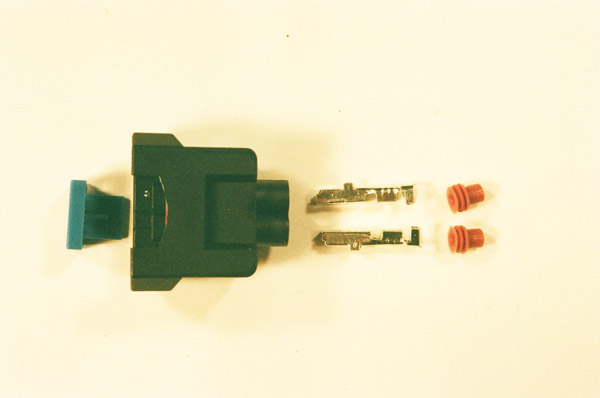 Honda Female Fuel Injector Connector / Plug