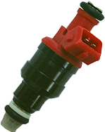 Top Feed Fuel Injector