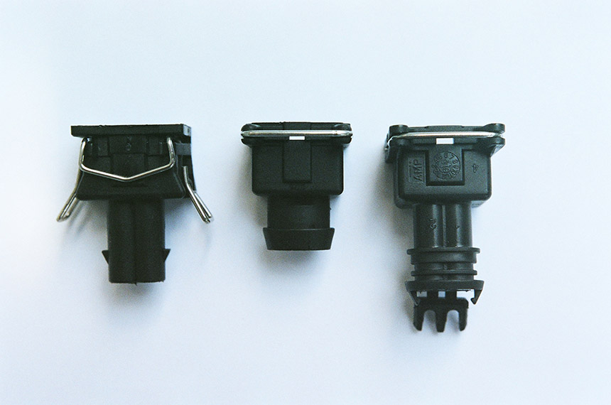 Comparison of EV1 Jetronic Minitimer Female Connectors